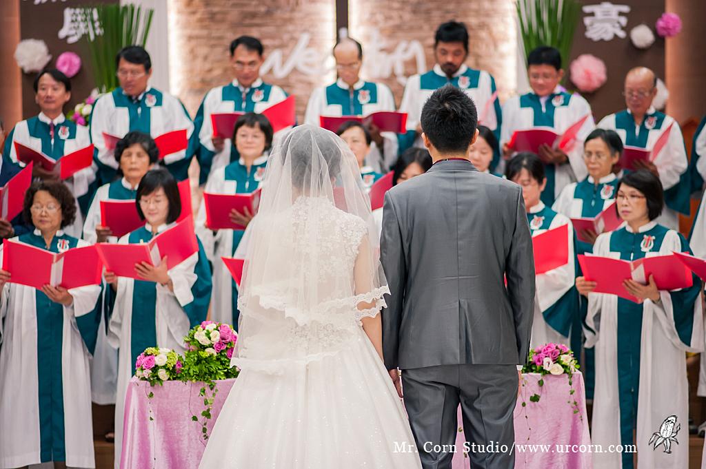 子豪&毓屏_結婚 0746