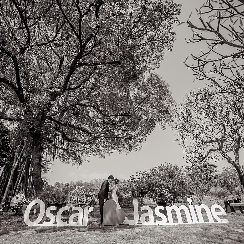 Oscar&Jasmine 文定記錄