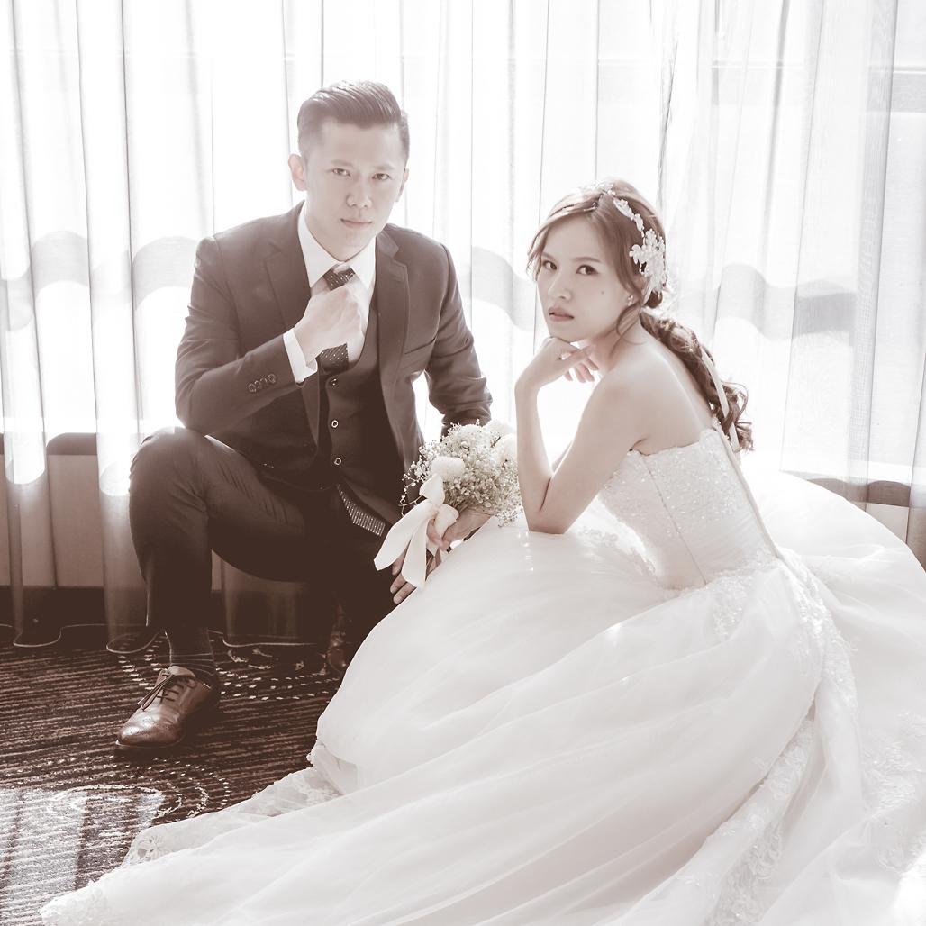 宗穎&家琪 婚禮記錄 台南桂田酒店