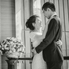世喬&千雅 結婚 台北大倉久和飯店