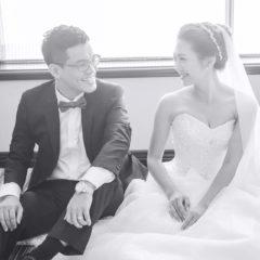 士鈞&筱嵐 結婚 台南 東東