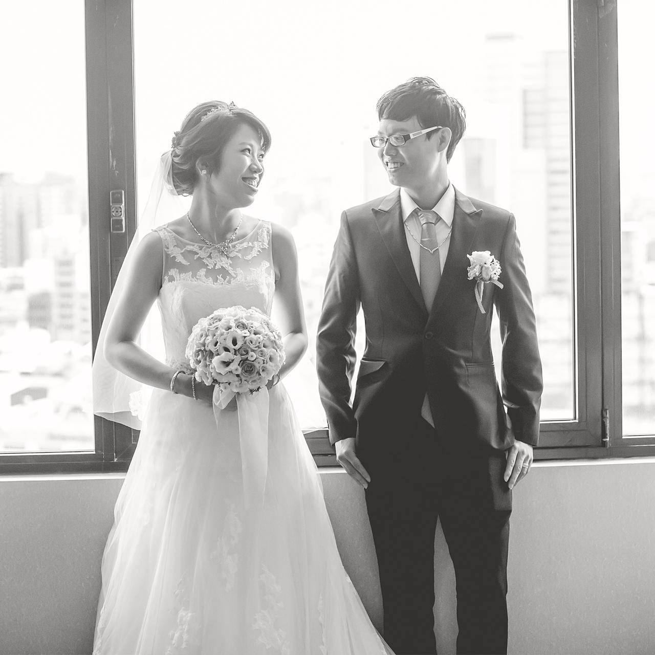 宗翰&曉明 結婚 高雄麗尊