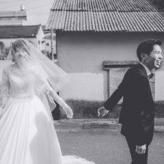 明德&郁珉 結婚儀式 台南
