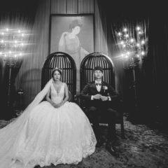 Johnny&Domi 婚禮記錄 高雄台鋁 晶綺盛宴